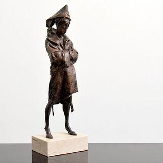 Bruno Lucchesi Bronze Figural Sculpture