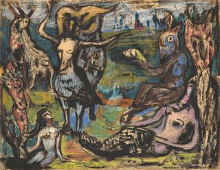 Gerrit Hondius Painting