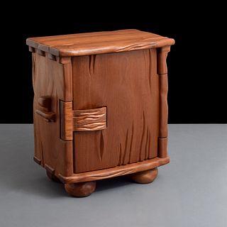 Important Alexandre Noll Cabinet, COA