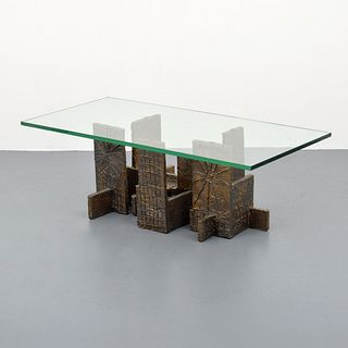 "Paul Evans ""Skyline"" Coffee Table"