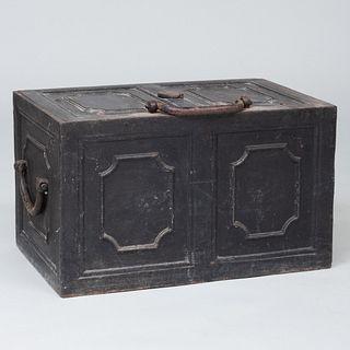 Iron Strong box
