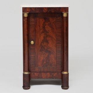 Classical Mahogany Serving Cabinet
