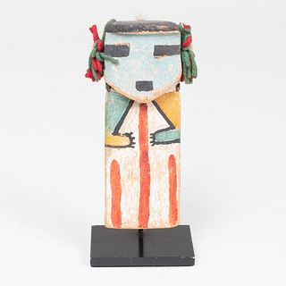 Hopi Painted Wood Kachina Figure