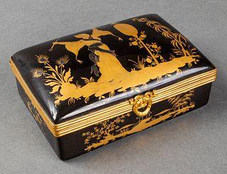 Tiffany & Co. Le Tallec Porcelain Dresser Box
