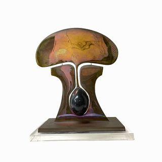 Richard Hallier Mid-Century Sculpture