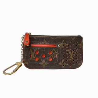 Louis Vuitton Vintage Monogram Keychain Wallet