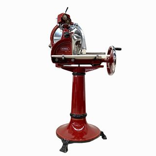 RARE 20th Century Berkel Meat Slicer