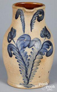 Pennsylvania two-gallon Remmey type stoneware