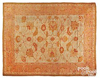 Oushak carpet, ca. 1900