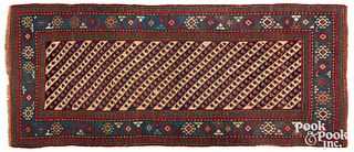 Kazak long rug, ca. 1910