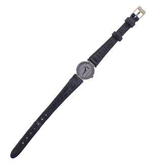 Piaget Polo 18k Gold Diamond Watch