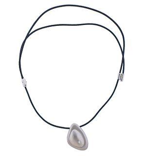 Hearts On Fire Men's Dreamstone Diamond 18K Gold Necklace