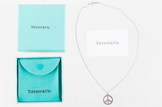 Tiffany & Co. Sterling Necklace
