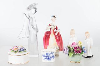 Royal Doulton Figures and Related
