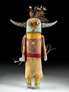 Vintage Native American Hopi Kachina Doll