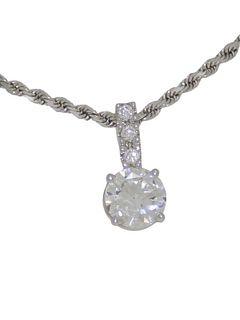 GIA Certified 1.81ct Diamond Retail $20,000