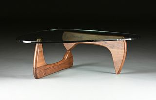 ISAMU NOGUCHI (American 1904-1988) MODEL IN-50 FOR HERMAN MILLER, LATE 20TH CENTURY,