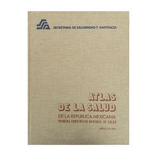 Secretaría de Salubridad y Asistencia. Atlas de Salud de la República Mexicana. México: Secretaría de Salubridad y Asistencia, 1973.