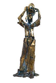 SOLOMON SAPRID, Brutalist Sculpture