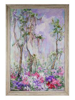 LOIS BARTLETT TRACY, Florida Landscape, O/C