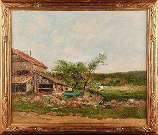 Charles Paul Gruppe (American, 1860-1940)