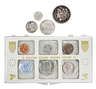 Silver U.S. Coin Group