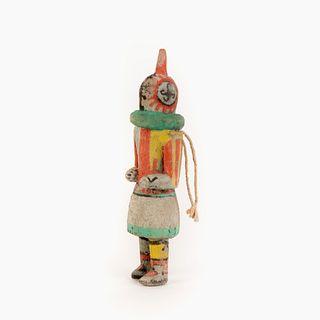 A Hopi Aya [Rattle] Kachina, ca. 1940