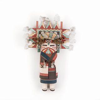 A Hopi Palhik Mana Kachina, 20th Century
