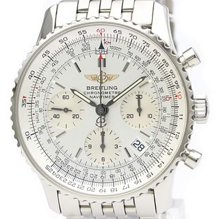 BREITLING Navitimer Steel Automatic Mens Watch A23322