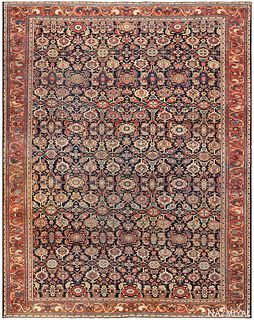 ANTIQUE PERSIAN SAROUK FARAHAN RUG 13ft 3in x 10ft 4in
