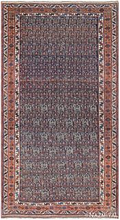 ANTIQUE PERSIAN AFSHAR, 11 ft x 6 ft