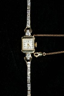 LADY'S BLANCPAIN DRESS WRISTWATCH