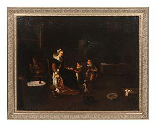 Dutch School, 18th/19th Century