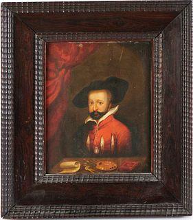 Joseph Peacock (after), portrait painting