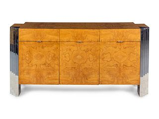 Milo Baughman, Attribution  American, Mid 20th Century Sideboard