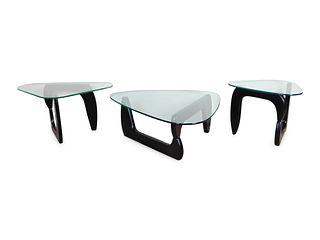 After Isamu Noguchi 20th/21st Century  Three Tables