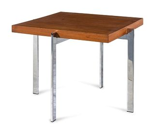 Milo Baughman (American, 1923-2003) Occasional Table,Thayer Coggin, USA