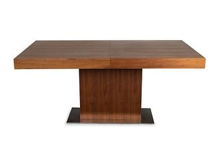 Milo Baughman, Attribution American, Mid 20th CenturyDining Table