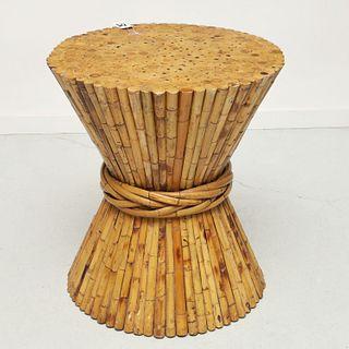 McGuire Furniture, bamboo sheaf of