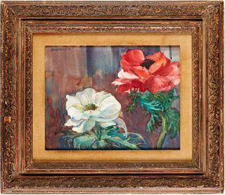 Giacopello, floral painting