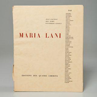 Maria Lani, 51 portraits, 1929