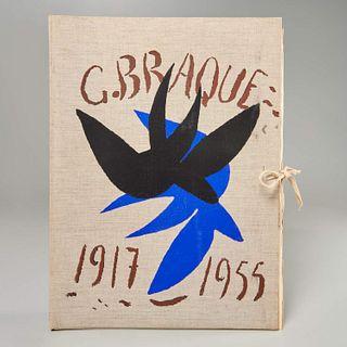 Cahiers de Georges Braque 1916-1955