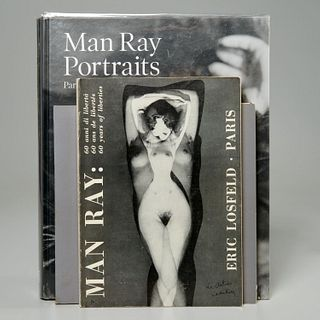 Man Ray, (3) vols