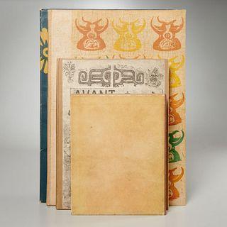 Paul Gauguin, (4) illustrated vols