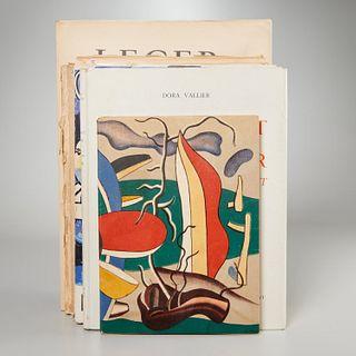 Fernand Leger, (5) vols. incl. catalogue raisonne