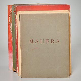(6) Vols., artists incl. Klee, Villon, Kandinsky