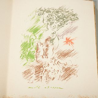 Pierre Jean Jouve, Langue, signed ltd. ed.