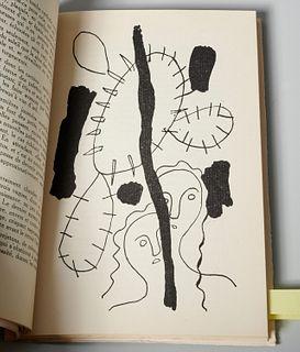 [Fernand Leger] Le Petit Traite du Cactus, signed