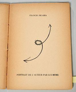 Francis Picabia, Unique Eunuque, 1920
