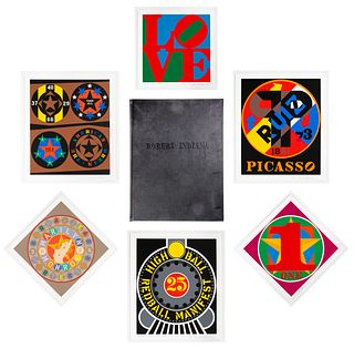 "Robert Indiana ""The American Dream"" Portfolio"